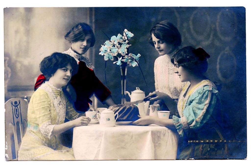 un tè con le tue clienti: sogno o incubo?