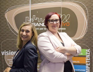 Micaela Terzi e Emanuela Donetti