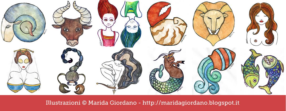 Marida Giordano- Oroscopo di ottobre