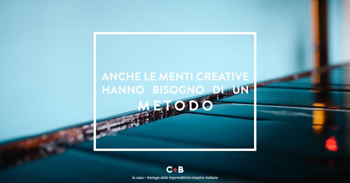 Metodi per menti creative e artisti