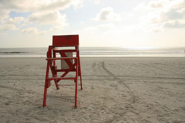 Come ottimizzare la foto di una sedia rossa - Foto di Maurizio Bellet CC BY-NC 2.0