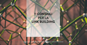 11 consigli per la link building