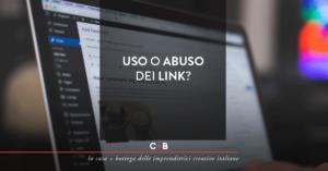 Uso o abuso dei link?
