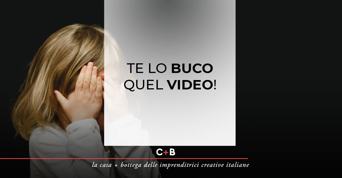 TE LO BUCO QUEL VIDEO!